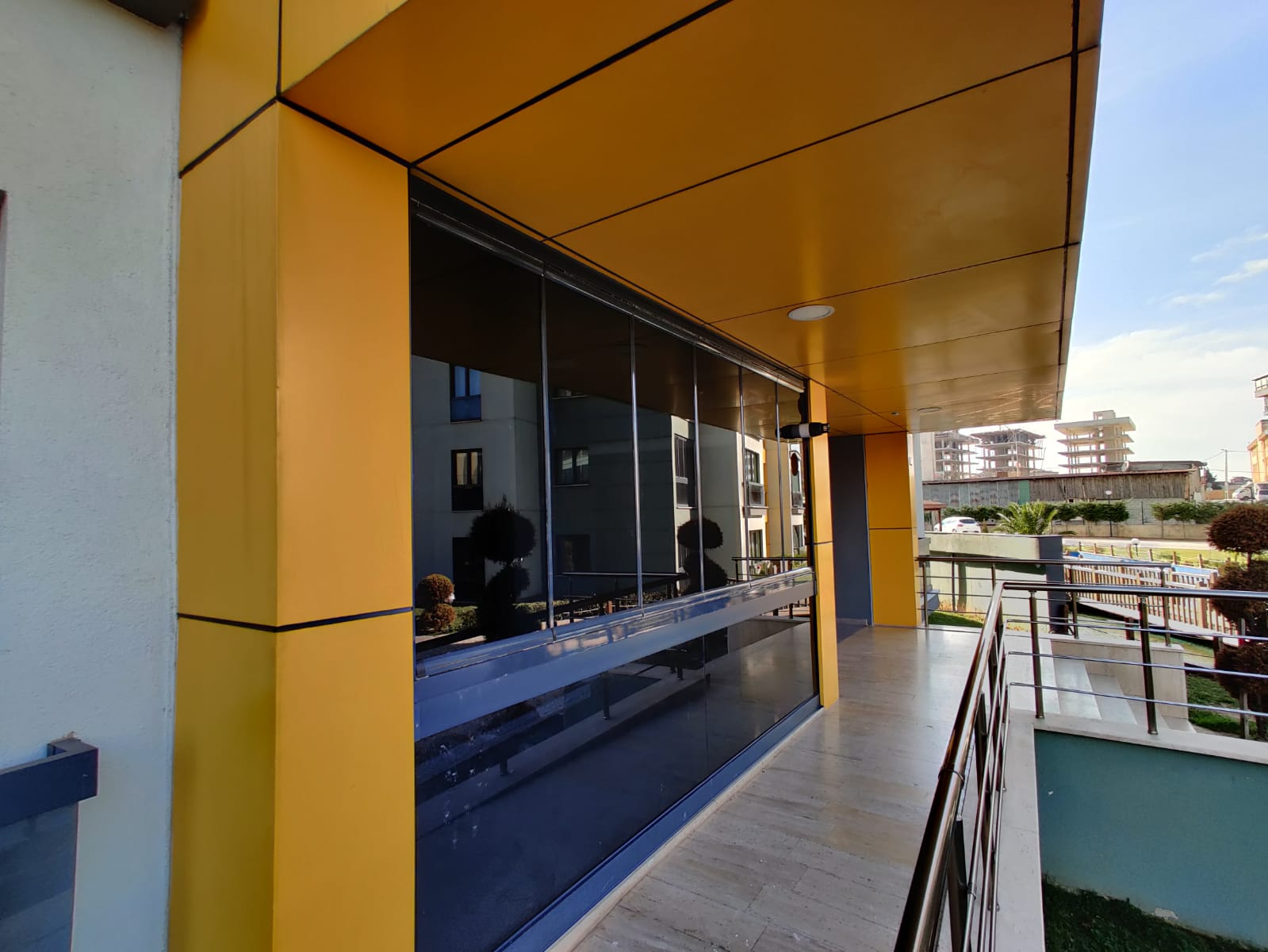 Isı Camlı Cam Balkon Modelleri