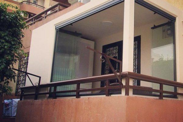 ısıcamlı cam balkon sistemleri